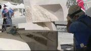 ششمین سمپوزیوم بین المللی مجسمه سازی تهران