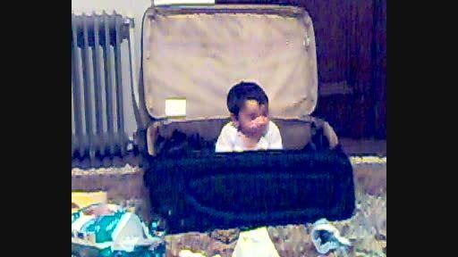 زندگی در چمدان