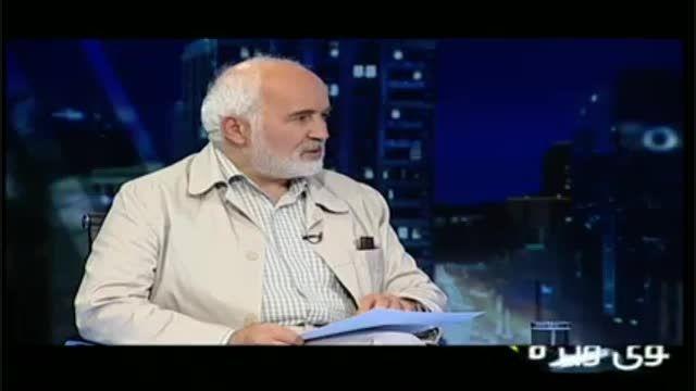 مناظره جنجالی علی مطهری و احمد توکلی در برنامه زنده