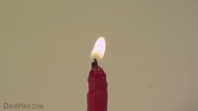 5 ماده ی که می توانید با ان ها شمع درست کنید