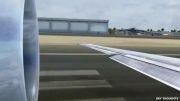 تصاویری خارق العاده از شبیه ساز پرواز.تیک اف از فرودگاه دبی