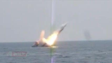 رونمایی سلاح موشکی خاص و راهبردی جدید ایران