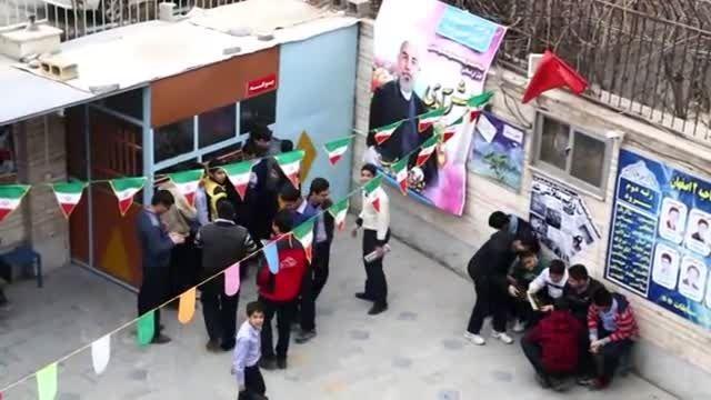 نامه دانش آموز اصفهانی به رئیس جمهور و پاسخ روحانی