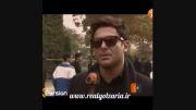 مصاحبه محمدرضا گلزار درباره پاشایی در مراسم خاکسپاری
