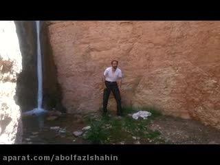 مرند-صحنه ای دیگر از آبشار اولن روستای میاب