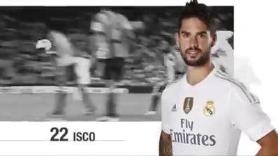 19 بازیکن رئال مادرید برای بازی مقابل بتیس