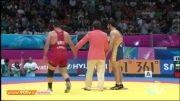 نتایج نمایندگان ایران در روز نهم بازی های آسیایی