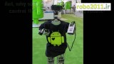 کنترل ربات انسان نما با اندروید