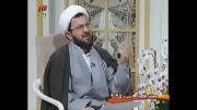 نهی از منکر کتبی حجت الاسلام ماندگاری از صدا و سیما