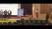 تقدیر از رئیس مرکز رشد فناوری اطلاعات علوم پزشکی شیراز