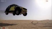 خودروی مینی برای مسابقات داکار-Dakar 2015-(کیفیت پایین)