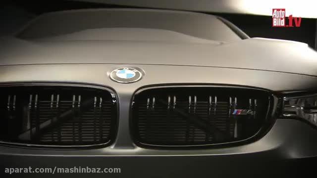 تست و بررسی بی ام و ام ۴ جی تی اس – ۲۰۱۶ BMW M4 GTS