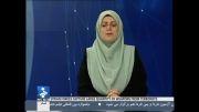 کلیپی کوتاه از اجرای خانم سودابه حسنی دخت