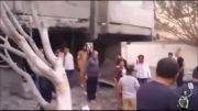 انفجار بمب در سفارت فرانسه در لیبی