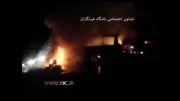تصادف خونین اتوبان تهران - قم + فیلم