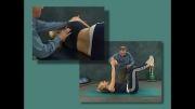 کاهش درد پایین کمر با تمرینات ورزشی