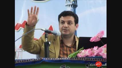 سخنان جدید استادرائفی پور درباره جنگ عربستان علیه یمن