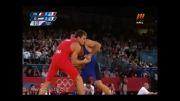 مسابقه سعید عبدولی در المپیک لندن