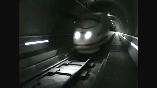 طولانی ترین تونل دنیا قسمت 6 www.Sakhtemanco.com