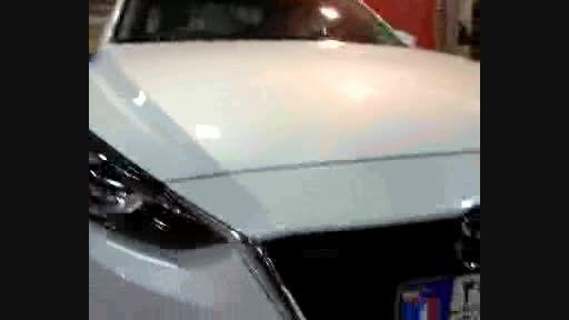 نمایشگاه خودروهای لوکس اروندی شرکت راهبر صنعت اکسین