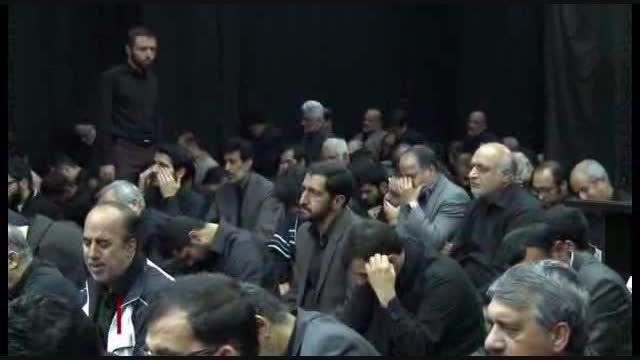 حاج مهدی سماواتی ،روضه طفلان حضرت زینب (علیهم السلام)