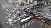 باحال ترین ترافیک دنیا!!!!!!!!!!!!!!!!!