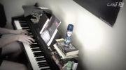 پیانو - اجرا قطعه  - Untouchable Pt. 2 از آناتما
