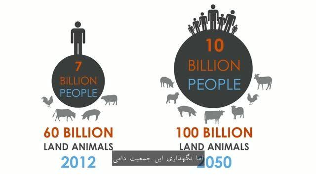 تولید چرم و گوشت، بدون کشتن حیوانات(Andras Forgacs)