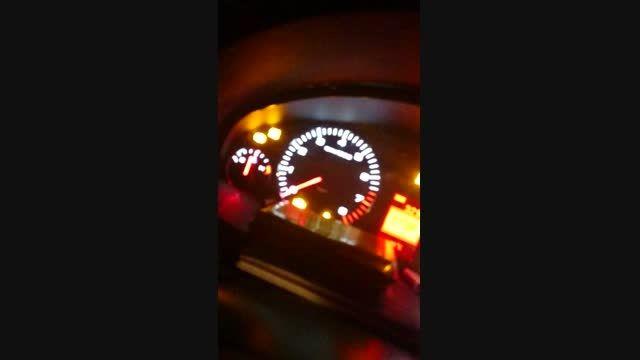 تست تاخیر کیلومتر کروز