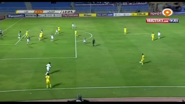 خلاصه بازی برگشت نفت تهران 3 - 0 الشباب عربستان