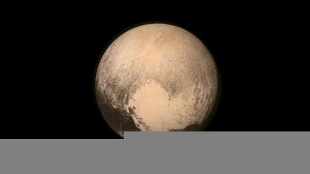 پیشرفت و بهبود کیفیت تصاویر ساکنان زمین از پلوتون