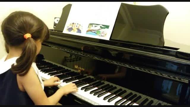 آوای شادی-روژان خرازی-آوای پیانو