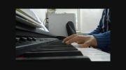 خوابهای طلایی(همراه با آواز)پیانو