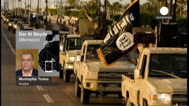سه بمبگذاری انتحاری توسط داعش در لیبی