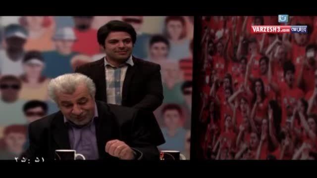طنز جالب درباره تبانی در فوتبال ایران