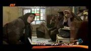 بازی زیبای عباس غزالی در وضعیت سفید(سفید به رنگ قرمز)