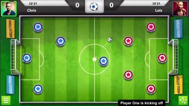 ویدئو اپلیکیشن Soccer Stars