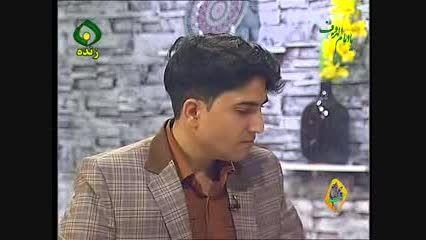سه تار علی اکبر میرزاخانلو در برنامه زنده سرچراغ