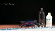 نحوه ساخت دود در بطری از طریق فشار - آزمایش کودکان