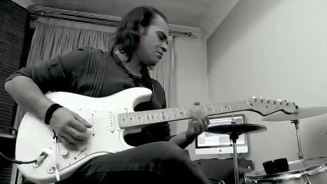 رادیو راک ایران : محمد نویدی پور - Smoking on the Blues