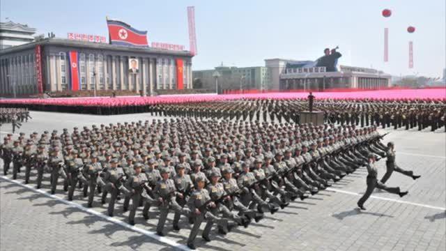 سرود ملی کره شمالی « زیر نویس فارسی »