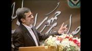 سیاست خارجی احمدی نژاد از زبان خودش