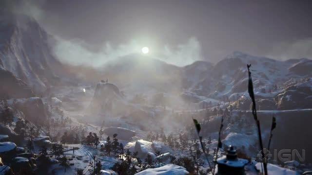 تریلر Far Cry 4 - Valley of the Yetis