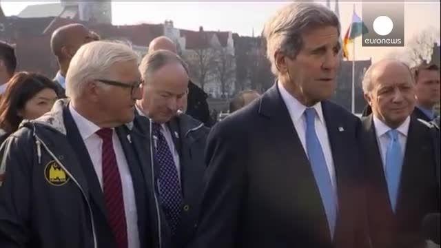 جان کری از دستیابی توافق اتمی با ایران اطمینان داد