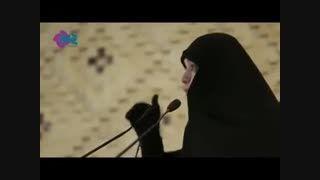 الهام چرخنده(زهرایی) در دانشگاه الزهرا