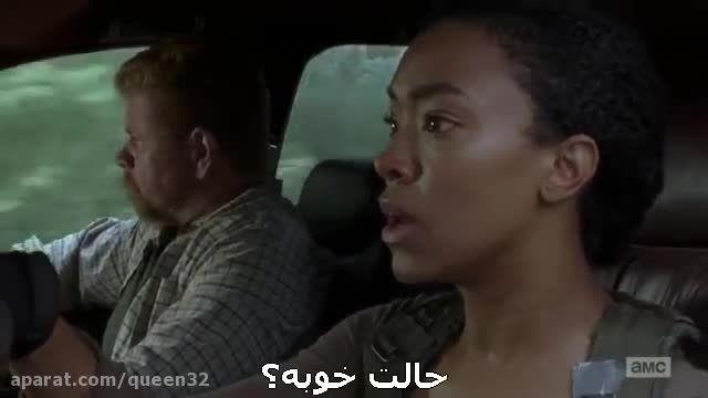 سریال مردگان متحرک l فصل ششم - قسمت اول l