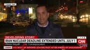 گزارش CNN از عکس العمل مردم ایران به مذاکرات هسته ای