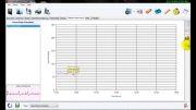 اطلاعات آماری درنرم افزار تحلیل سیگنال هولتر ECG نسخه 3