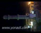 تخریب مناره مسجد مکی جهت بازسازی مسجد