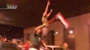 یک شب در دمشق محبوبیت بشار اسد و ارتش مردمی در بین جوانان